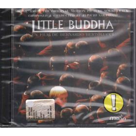Ryuichi Sakamoto CD Little Buddha OST Soundtrack Sigillato 5050466308924