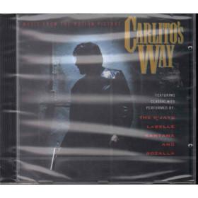 AA.VV. CD Carlito's Way OST Soundtrack Sigillato 5099747499425