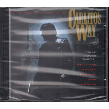 AA.VV. CD Carlito's Way OST Soundtrack Sigillato 5099747499425